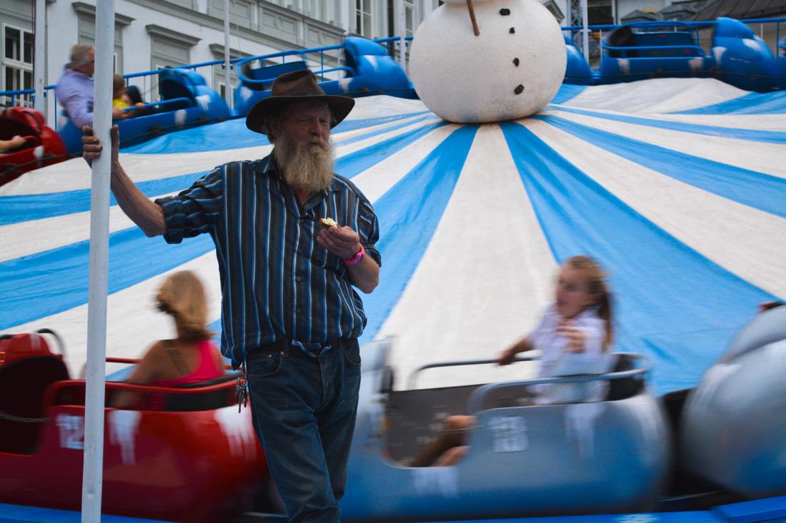 Carnival in Austria